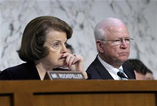 Dianne Feinstein, Saxby Chambliss