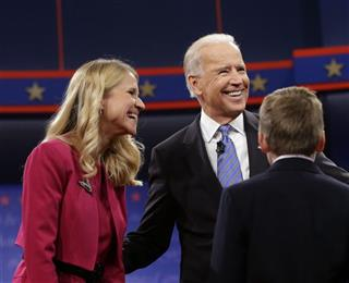Joe Biden, Janna Ryan
