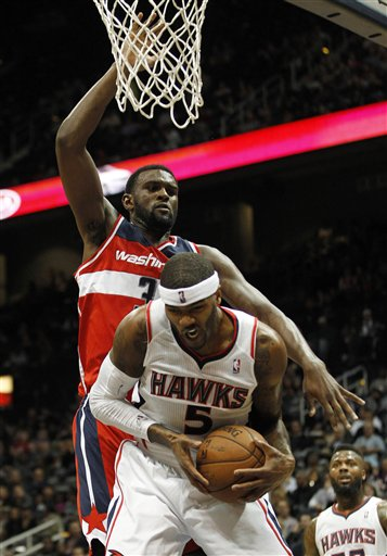 Josh Smith, Bradley Beal