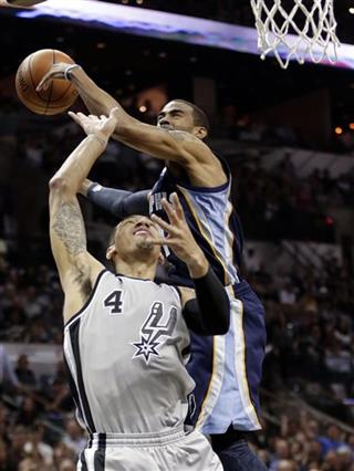 Mike Conley, Danny Green