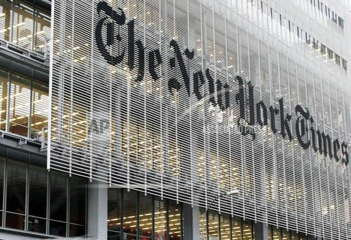 New York Times-Meal Delivery Service