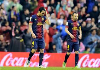 Francesc Fabregas, Andres Iniesta