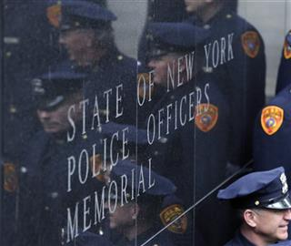 NY Police Memorial 