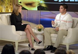 KATIE COURIC, MANTI TE&#039;O