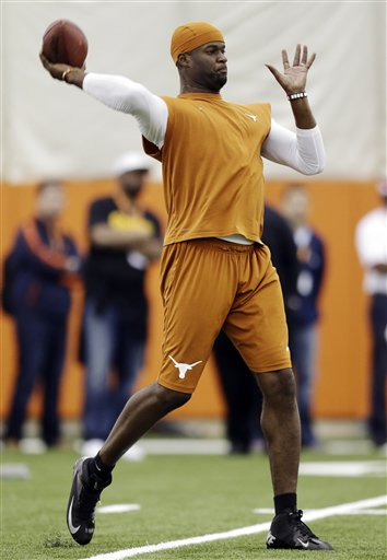 TX pro day