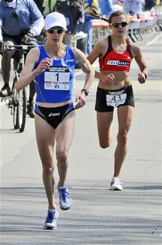 Deena Kastor, Magdalena Lewy-Boulet