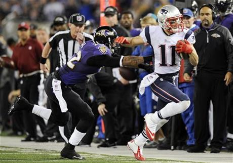 Julian Edelman, Jimmy Smith