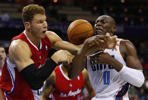 Blake Griffin, Bismack Biyombo