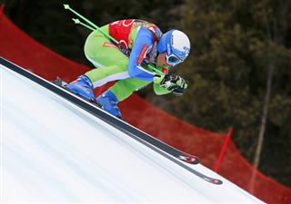 WCup Womens Downhill Skiing