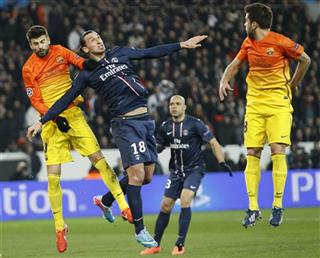 France Socccer Champions League