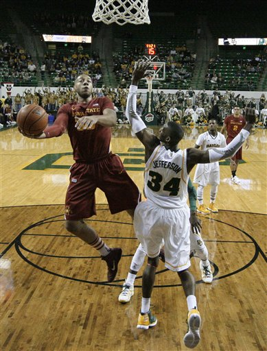 Cory Jefferson, Royce White