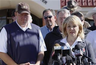 Mary Fallin, Matt White