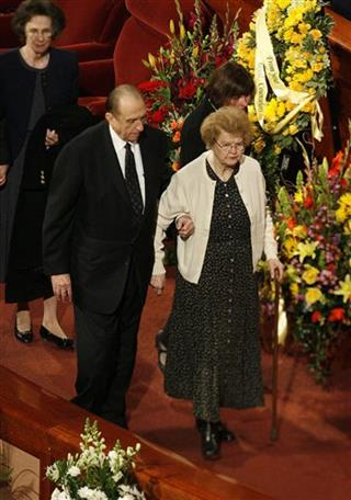 Frances Monson, Thomas Monson