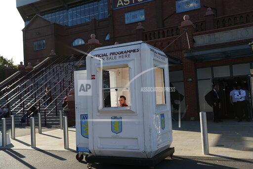 Aston Villa v Everton - Premier League - Villa Park