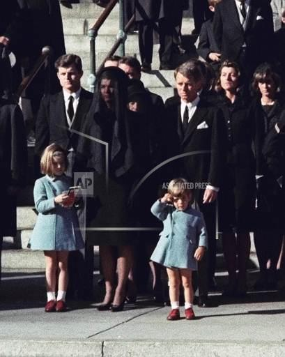 Associated Press Domestic News Dist. of Columbia United States JFK FUNERAL