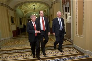 Richard Shelby, Lindsay Graham, Saxby Chambliss