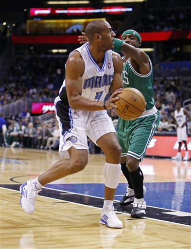 Arron Affalo, Jason Terry