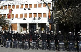 Montenegro Foiled Coup