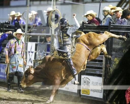 RODEO: AUG 22 PRCA Pro Rodeo
