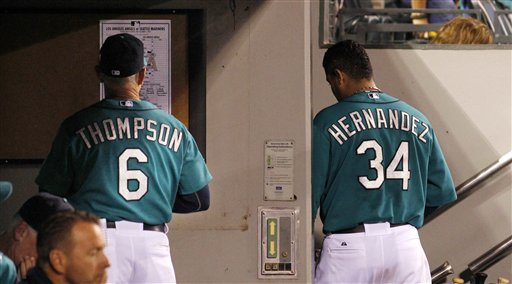 Robby Thompson, Felix Hernandez