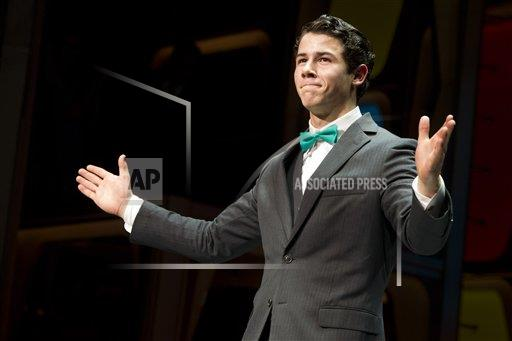 Theater Nick Jonas