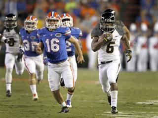 Missouri Florida Football
