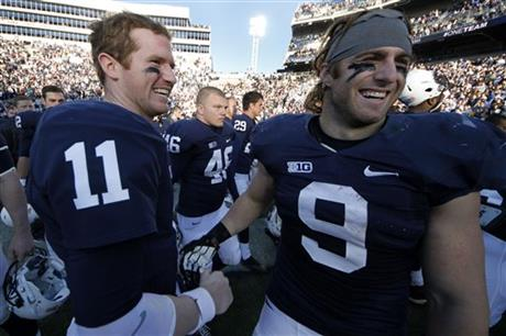 Matt McGloin, Michael Zordich