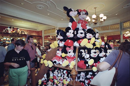 Disney World 1996