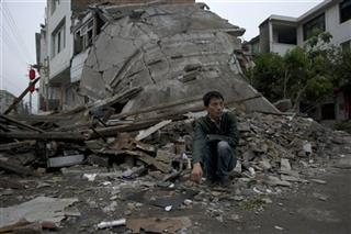 APTOPIX China Earthquake