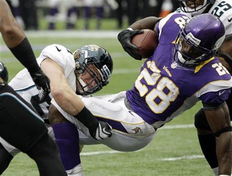 Adrian Peterson, Paul Posluszny