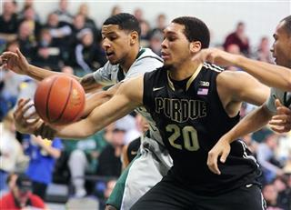 Purdue Eastern Michigan Basketball