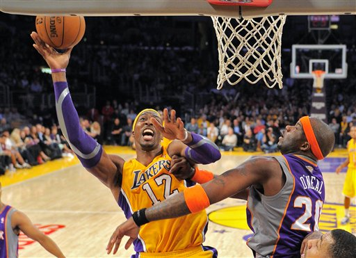 Dwight Howard, Jermaine O'Neal