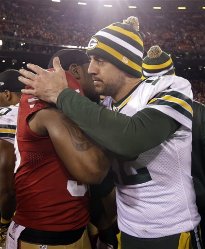 Packers 49ers Football