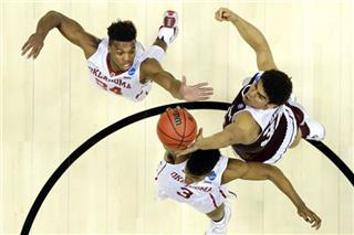 NCAA Oklahoma Texas A M Basketball