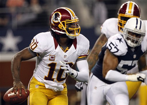 Victor Butler, Robert Griffin III