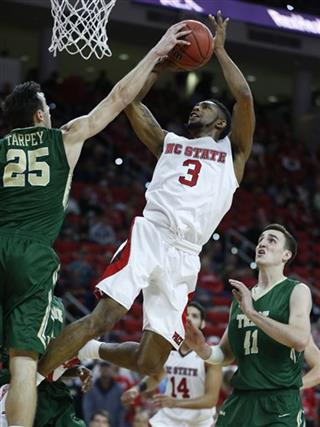 William Mary NC State Basketball