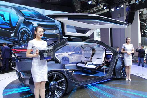 CHINA AUTO SHANGHAI 2019 18TH AUTOMOBILE INDUSTRY EXHIBITION