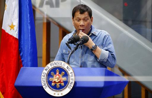 Philippines Duterte Foul Mouth
