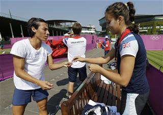 Francesca Schiavone, Laura Robson