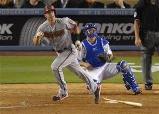Paul Goldschmidt, Ramon Hernandez