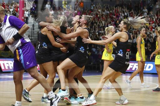 Britain Netball WCup