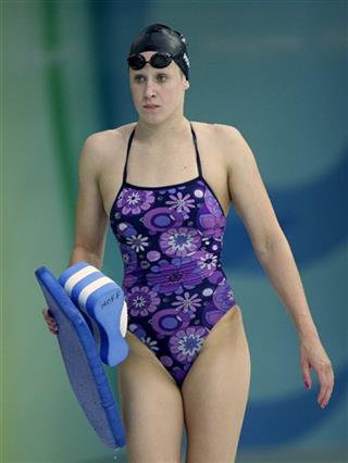 Beijing Olympics Swimming Womens