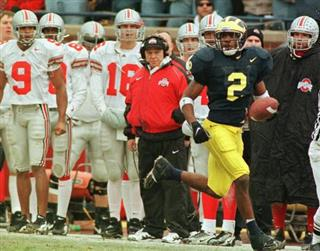 Michigan Ohio St The Rivalry Football