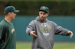 Jonny Gomes, Brandon Inge