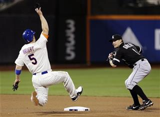 Tyler Greene, David Wright