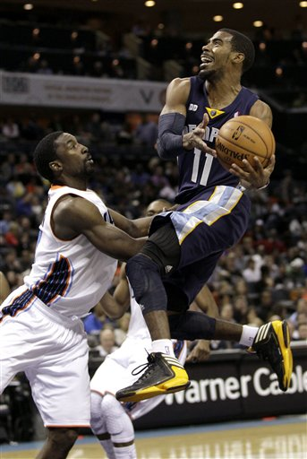 Mike Conley Jr., Ben Gordon