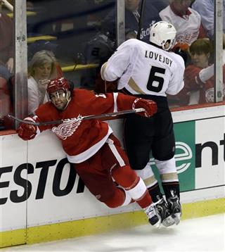 Ben Lovejoy, Patrick Eaves