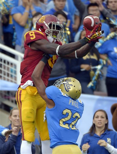 USC UCLA Football