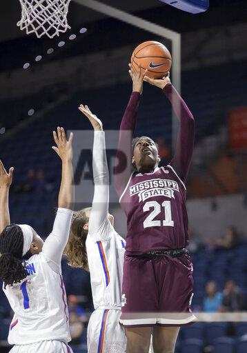 Mississippi St Florida Basketball
