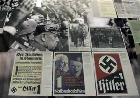 Germany Nazi Anniversary